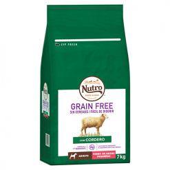 Nutro GRAIN FREE cordero raza pequeña