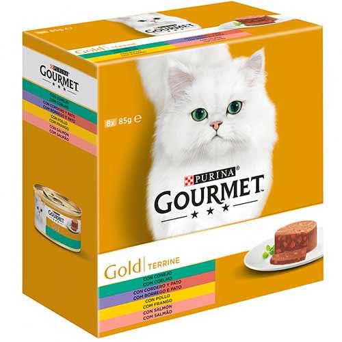 Gourmet Gold Terrine