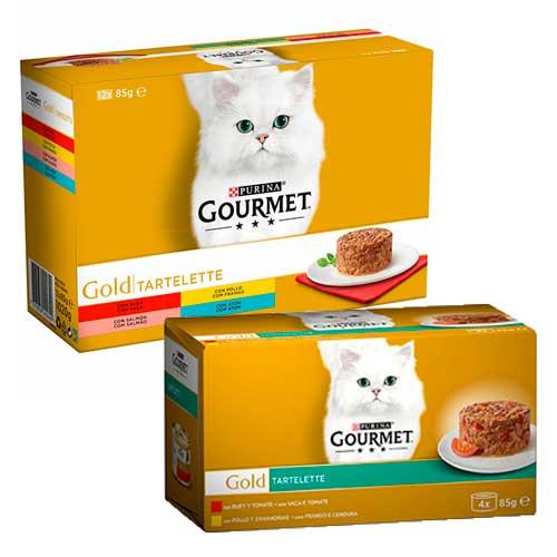 Gourmet Gold Tartelette