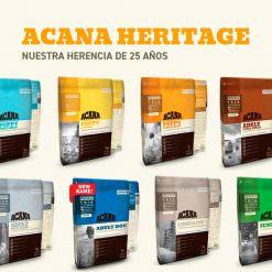 Acana Heritage