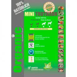 Organic Mini Truthahn
