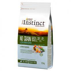 True Instinct No Grain Salmón