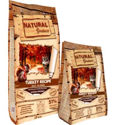 Natural Greatness Receta de Pavo
