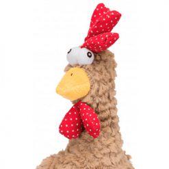 gallo de felpa