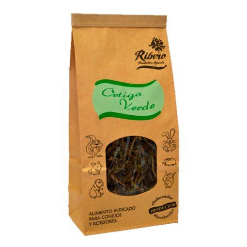 Complemento alimenticio basado en Ortiga Verde