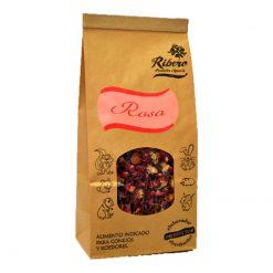 Complemento alimenticio basado en Ribero Rosa